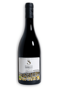 Bouteille Audacieuse Sibille