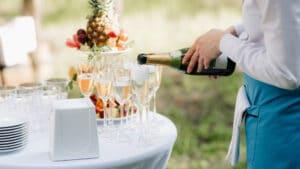 Du vin pour mon mariage